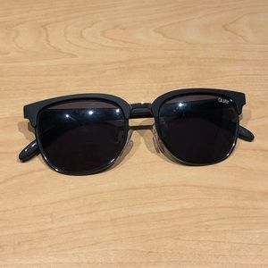 2e203f5dc087b Quay Australia Accessories - Quay Flint Matte Black sunglasses